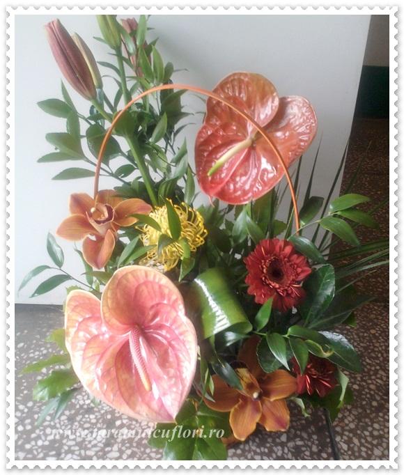 Cosuri cu flori. 0540